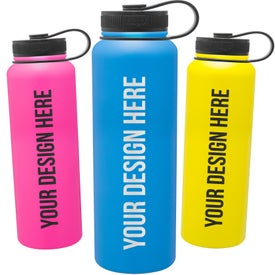 H2GO Venture Water Bottles (40 Oz.)