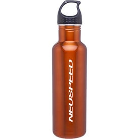 H2GO SS Bolt Bottle for Your Church