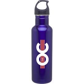 Logo H2GO SS Bolt Bottle