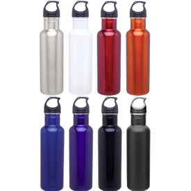 Personalized H2GO SS Bolt Bottle
