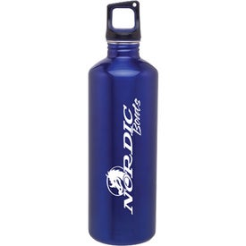 h2go Stainless Steel Classic Water Bottle for Customization
