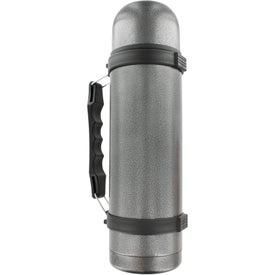 Hammered Vacuum Bottle for Marketing