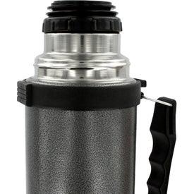 Hammered Vacuum Bottle for Advertising