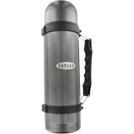 Hammered Vacuum Bottle (32 Oz.)