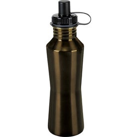 Stainless Steel Hana Bottle Imprinted with Your Logo
