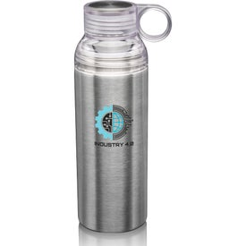Handler Stainless Steel Vacuum Water Bottle (15 Oz.)