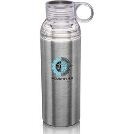 Handler Stainless Steel Vacuum Water Bottle (15 Oz.)