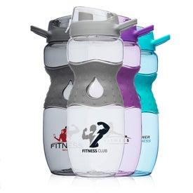 Heathrow Plastic Water Bottle (27 Oz.)