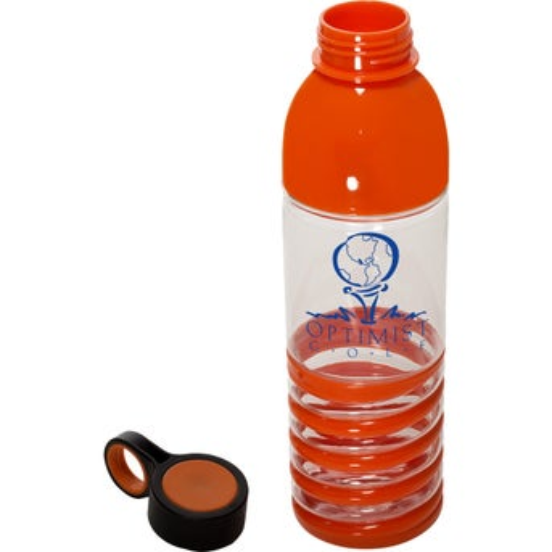 Orange/Clear