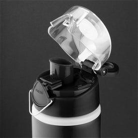 Monogrammed Hermosa Aluminum Bottle