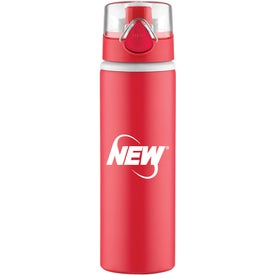 Branded Hermosa Aluminum Bottle