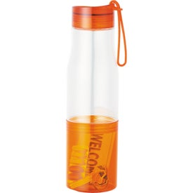 Hide-Away Tritan Sports Bottle for Your Church