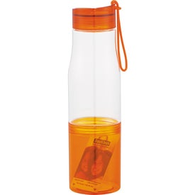 Hide-Away Tritan Sports Bottle for Your Company