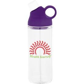 Customized Holster Tritan Sports Bottle