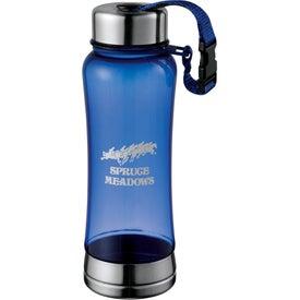 Imprinted Horizon BPA Free Sport Bottle