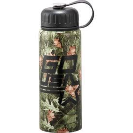 Customized Hunt Valley Stainless Bottle