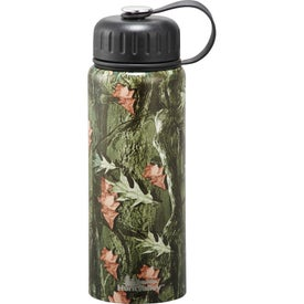 Advertising Hunt Valley Stainless Bottle
