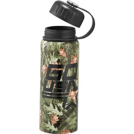 Hunt Valley Stainless Bottle Imprinted with Your Logo