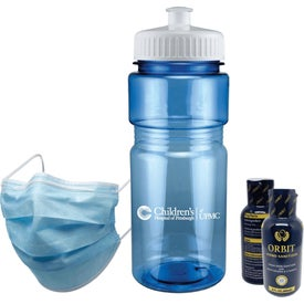 Hydrate PPE Bundle (20 Oz.)