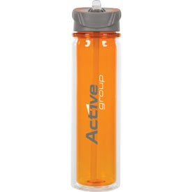 Hydrate Double Wall Tritan Bottle for Your Church