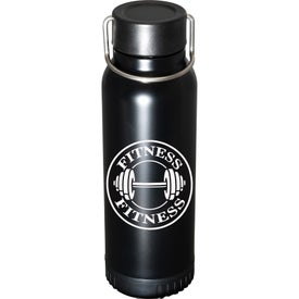 Hydration Charging Station Stainless Steel Bottle (22 OZ.)