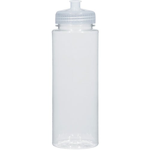 Cleaning Sports Bottle Lids: Hydroclean Sports Bottle With Push/Pull Lid (32 Oz
