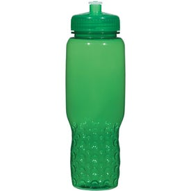 Customized Hydroclean Sports Bottle With Groove Grippers