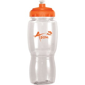 Ice Poly-Saver Mate Bottle - BPA Free for Your Organization