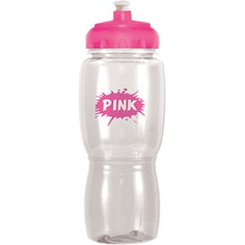 Ice Poly-Saver Mate Bottle - BPA Free with Your Slogan