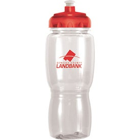 Ice Poly-Saver Mate Bottle - BPA Free Branded with Your Logo