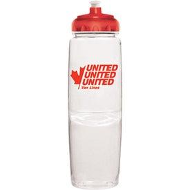 Printed Ice Poly-Saver Mate Bottle - BPA Free
