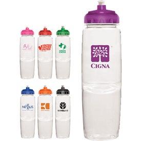 Ice Poly-Saver Mate Bottle - BPA Free (24 Oz.)