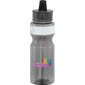 Company ID Grip BPA Free Sport Bottle