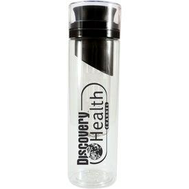 Imprinted Infuser Water Bottle