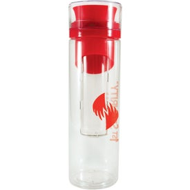 Monogrammed Infuser Water Bottle