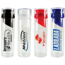 Customized Infuser Water Bottle