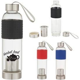 Infuser Glass Bottle (18 oz.)