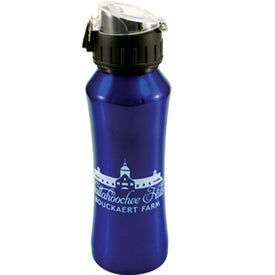 Inlet Bottle Imprinted with Your Logo