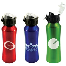 Customized Inlet Bottle