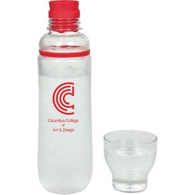 Customized Jetson Tritan Bottle with Cup