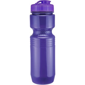 Jogger Bottle with Flip Top Lid for Your Company