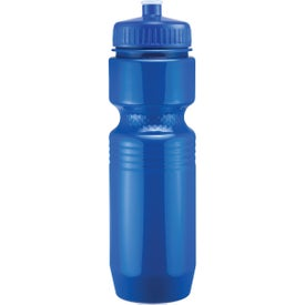 Jogger Bottle with Push Pull Lid (26 Oz.)