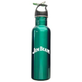 Johny Stainless Bottle Printed with Your Logo