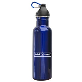 Johny Stainless Bottle with Your Slogan