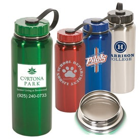 Jumbo Stainless Bottle