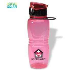 Promotional Junior Flip-Top Bottle