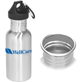 Junior Stainless Bottle Branded with Your Logo