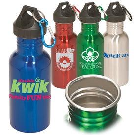 Junior Stainless Bottle for Marketing