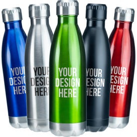 Keep Vacuum Insulated Stainless Steel Bottles (17 Oz.)