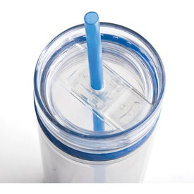 Laguna Double Wall Tumbler Imprinted with Your Logo